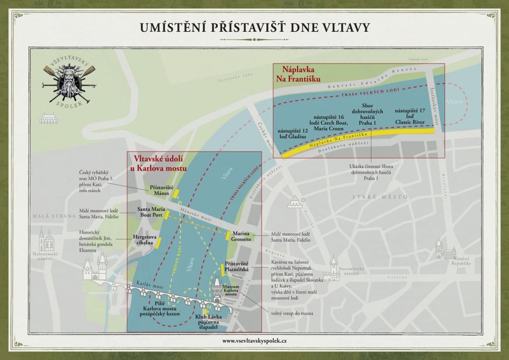Den Vltavy 2016 Program