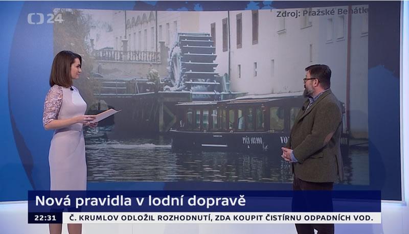 Události, komentáře - České televize